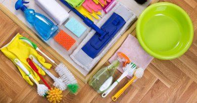 ادوات نظافة